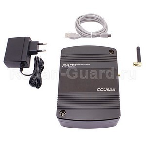 GSM контроллер CCU825-HOME+/W/AR-PC