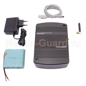 GSM контроллер CCU825-HOME+/WB/AR-PC