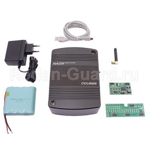 GSM контроллер CCU825-HOME/WBL-E011/AR-PC